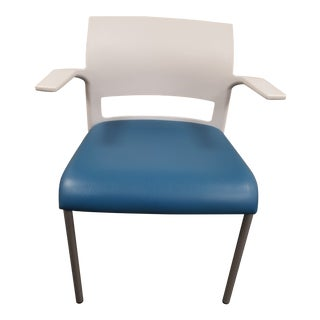 "Steelcase ""Move In Color"" Armchair"
