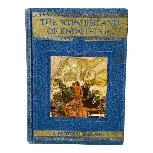 C.1946 the Wonderland of Knowledge Book For Sale