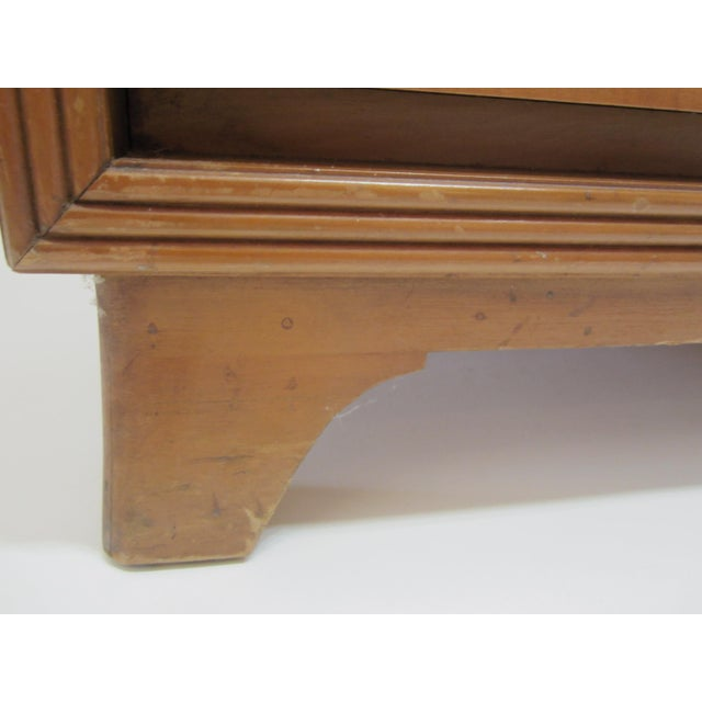 Flared Leg Chests of Drawers - A Pair - Image 5 of 10