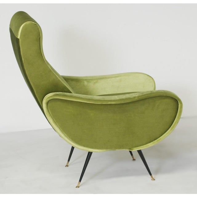 Marco Zanuso Style Mid-Century Lady Chairs - A Pair - Image 4 of 6