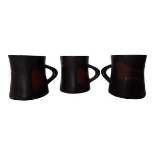 Andersen Design Studio 50's Mugs - Set of 3 For Sale