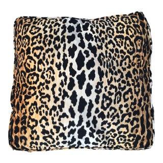 Leopard Box Floor Pillow