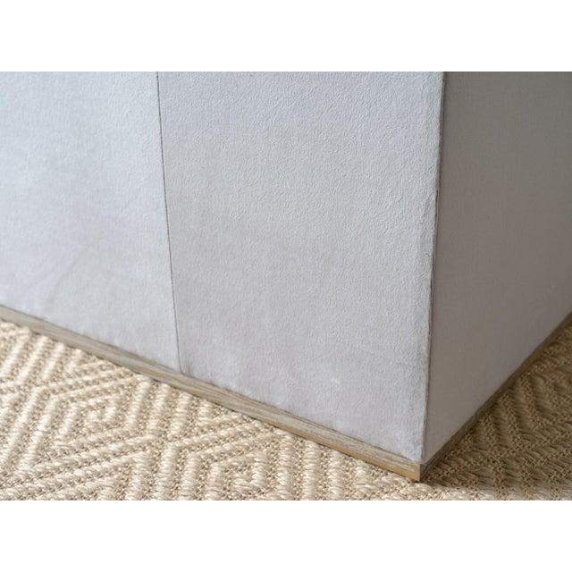 EJ Victor Modern Upholstered Sunday Sofa For Sale - Image 6 of 7