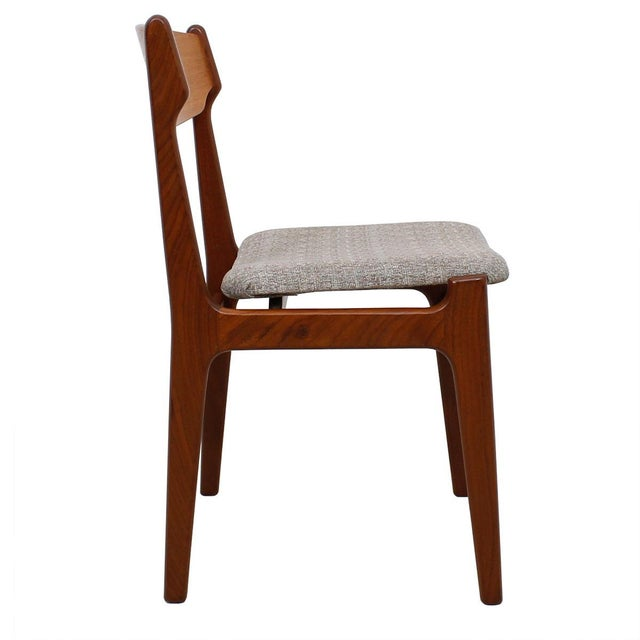 Danish Teak Dining Chairs - Set of 4 - Image 2 of 10