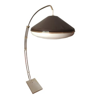 Nova Lighting Arc Lamp Mid Century Modern For Sale