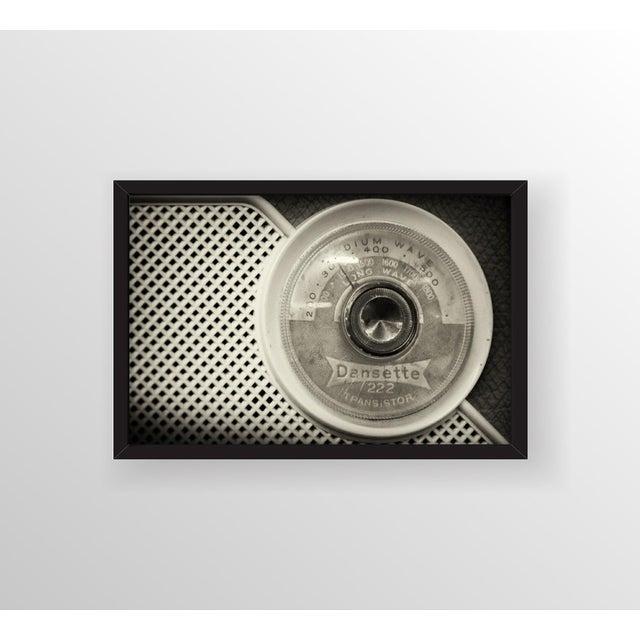 "Mark J P ""Tune In"" Framed Photo Print - Image 2 of 3"