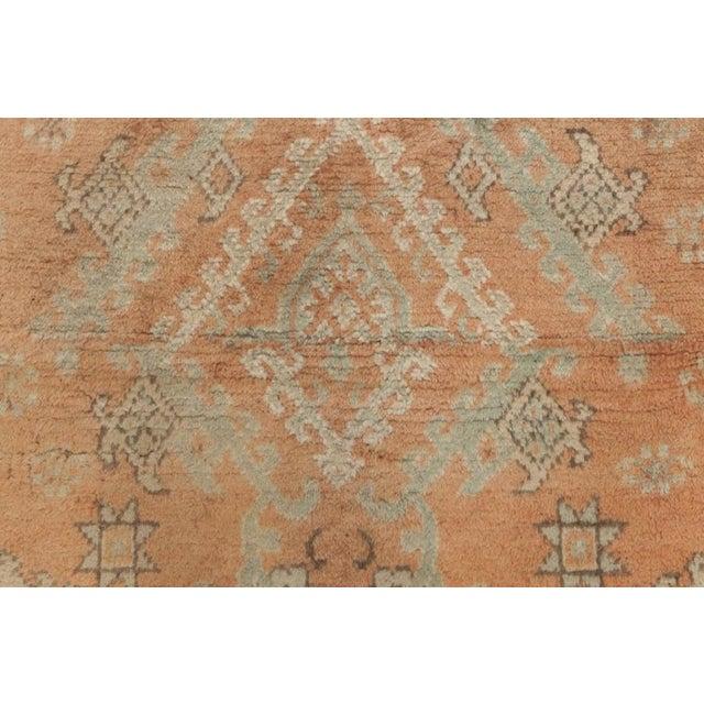 """Antique Turkish Oushak Size: 8'10"""" x 10'0"""" (269 x 304 cm) Antique Oushak rugs belong to the crème de la crème of Turkish..."""