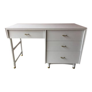1950s Mid-Century Modern Writing Desk For Sale