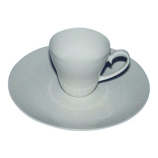 Rosenthal Romance Demitasse Cup & Saucer - 2 Pieces For Sale