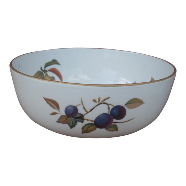 Traditional Royal Worcester Bowl - Image 1 of 4