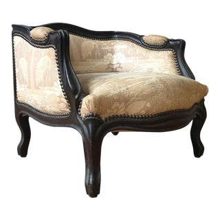 1920s Napoleon Dog Armchair For Sale