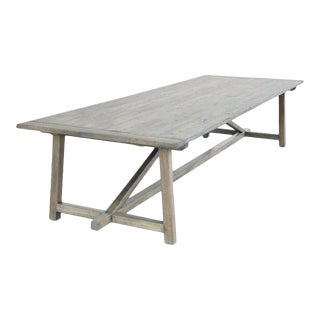 Ken Petersen Expandable Dining Table For Sale