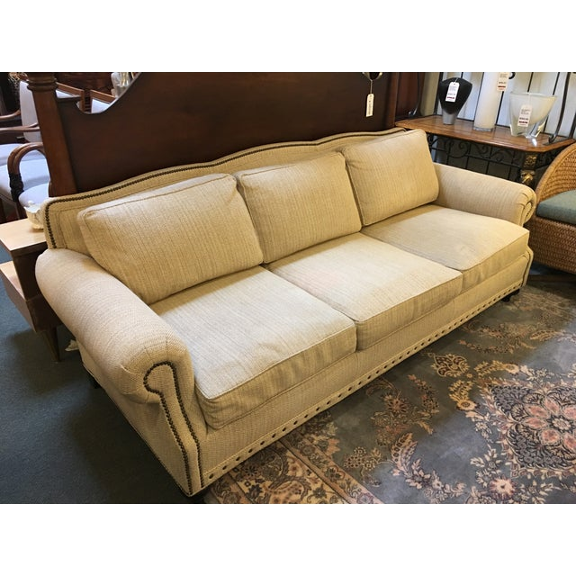 Traditional Ralph Lauren Home Sherborne Sofa For Sale - Image 3 of 8