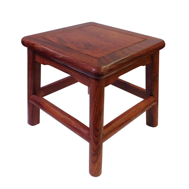 Chinese Mini Stool or Table Stand - Image 3 of 6