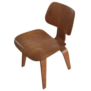 vintage used plywood dining chairs chairish