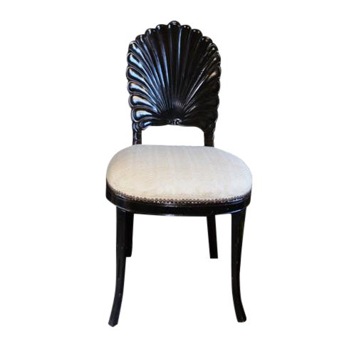 Antique Shell Back Chair For Sale