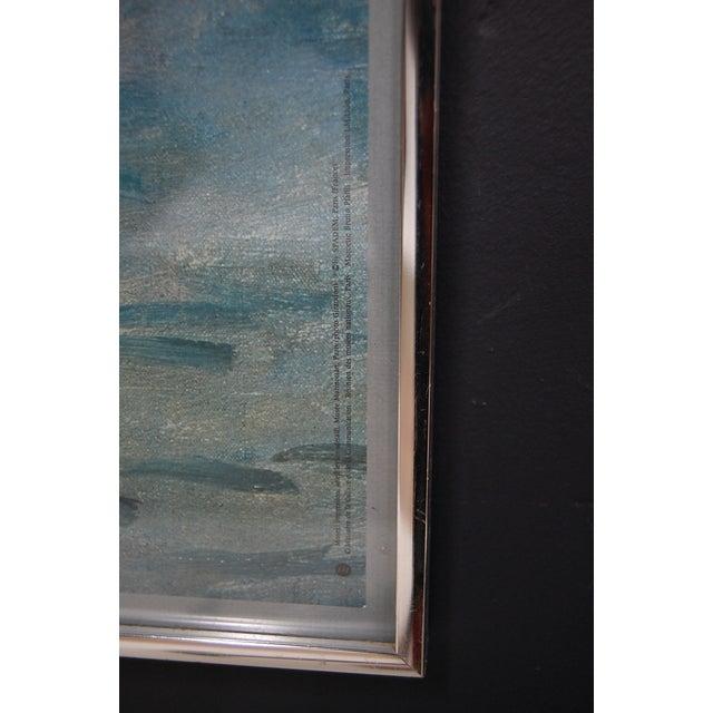 """""""Centenaire de l'impressionnisme"""" Framed Grand Palais Exhibition Poster - Image 5 of 7"""