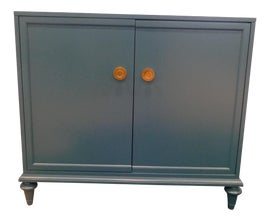 Image of Teal Dressers and Chests of Drawers