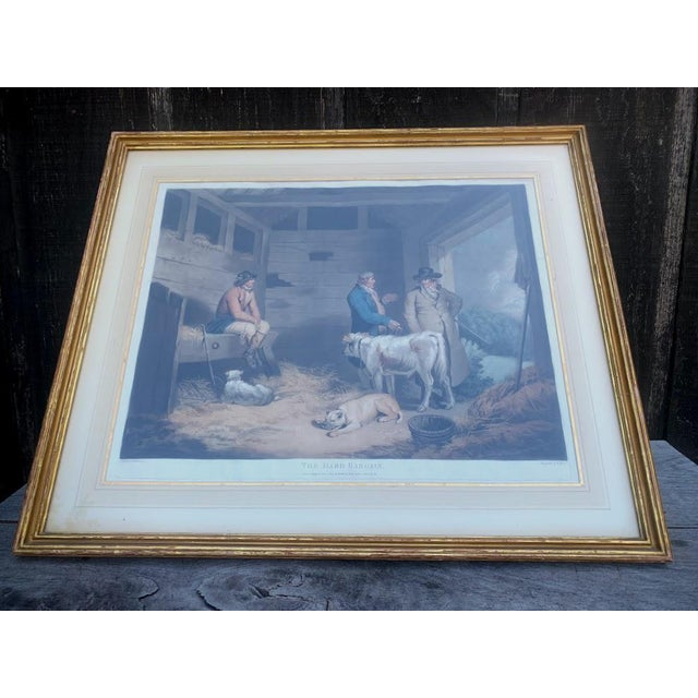 Antique Etching - Hard Bargain by William Ward For Sale - Image 10 of 10