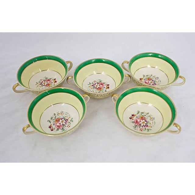Johnson Brothers 1930s China Set, 27 Pcs. For Sale - Image 4 of 9