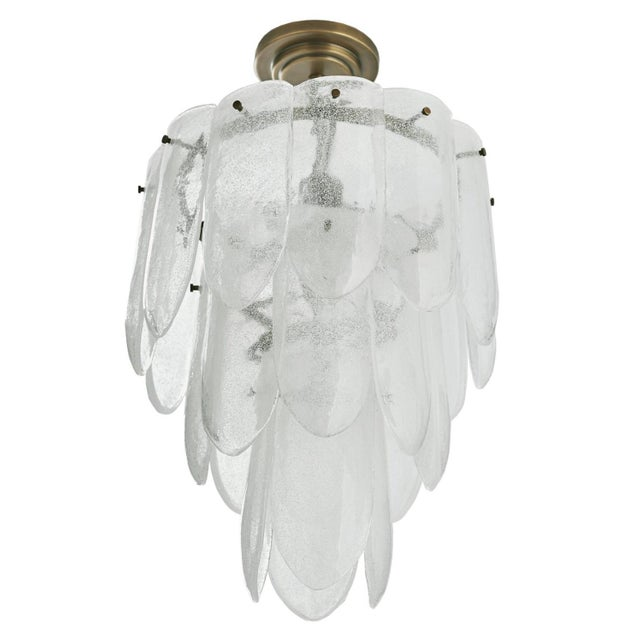Contemporary Arteriors Eloise Small Chandelier For Sale - Image 3 of 9