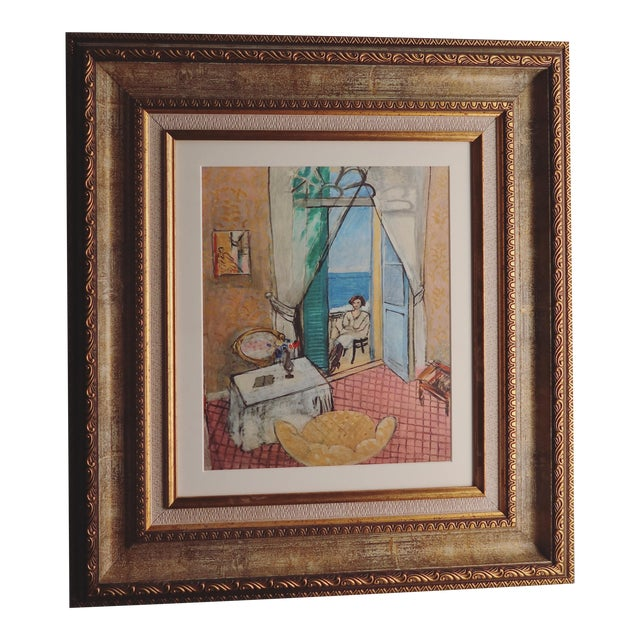 Interior at Nice by Matisse - Rinoarts Production Print For Sale
