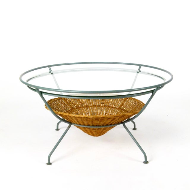 1960s Vintage Maurizio Tempestini Coffee Table For Sale - Image 9 of 9