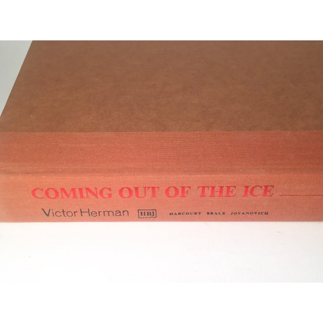 "Victor Herman ""Coming Out of the Ice"" Signed First Edition Book - Image 4 of 6"