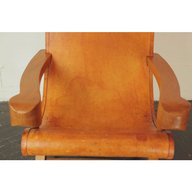 Clara Porset Butaque Chair For Sale - Image 10 of 13
