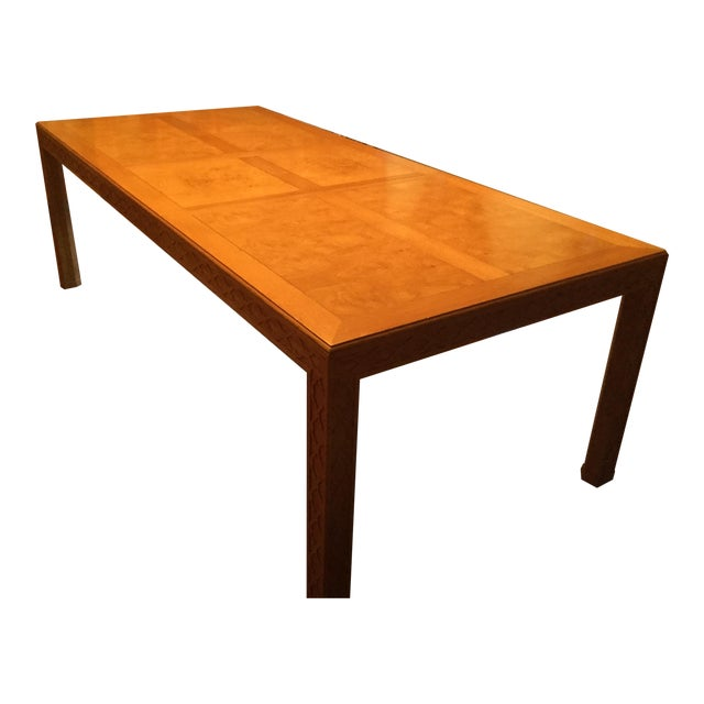Henredon Dining Table For Sale