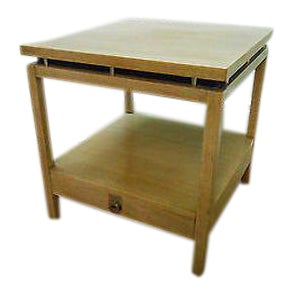 American of Martinsville Cathay Casuals Mid Century End Table (James Mont Era) For Sale