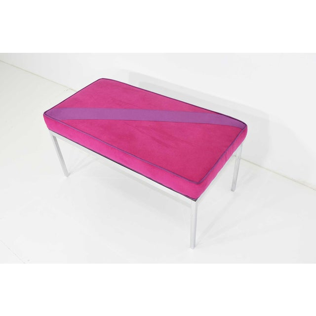 Knoll Florence Knoll Bench For Sale - Image 4 of 7