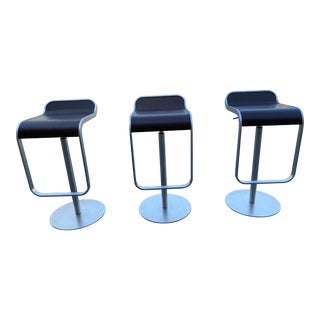Design Within Reach (Dwr) Lem Piston Stools - Set of 3 For Sale