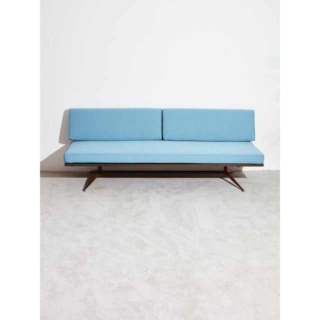 Fabric Baumritter Upholstered Daybed Sofa For Sale - Image 7 of 8