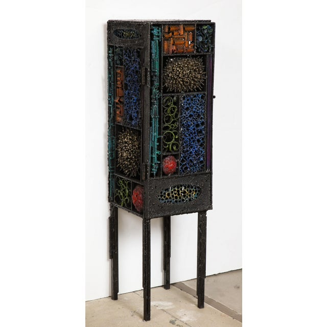 "James Bearden ""Segment Cabinet #2"" For Sale - Image 13 of 13"
