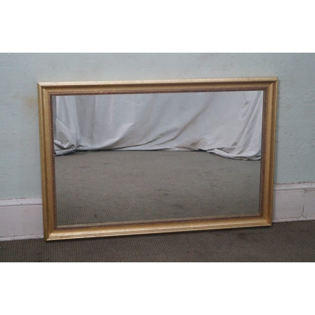 Louis XV Gold Frame Wall Mirror - Image 7 of 10