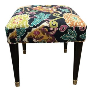 Century Furniture Uma Ottoman For Sale