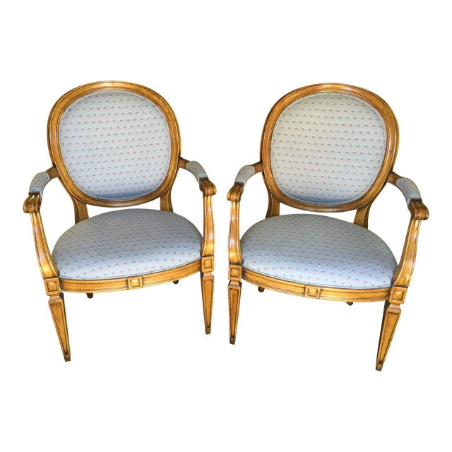 William Switzer Bergeres a Pair For Sale