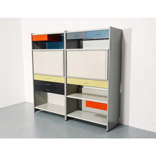 Gispen 5600 Modular Storage System For Sale - Image 12 of 12