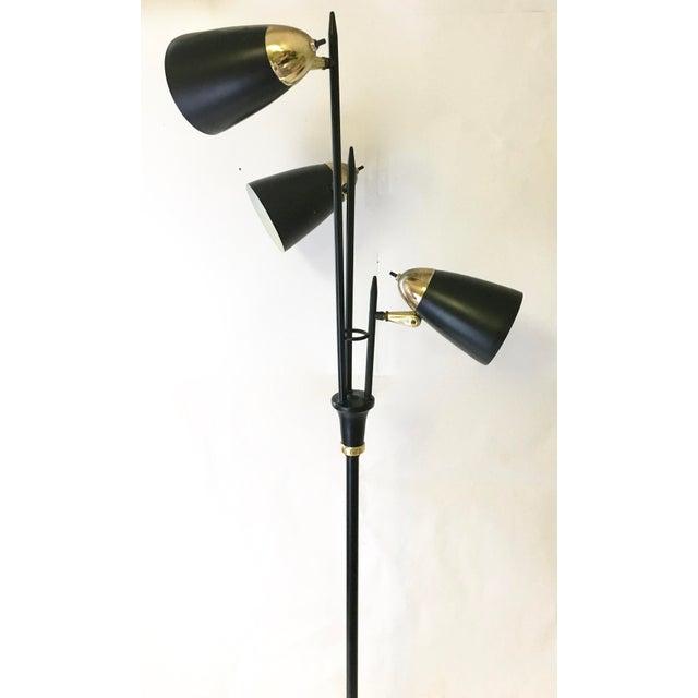 "Gerald Thurston for Lightolier ""Triennale"" Floor Lamp - Image 3 of 6"