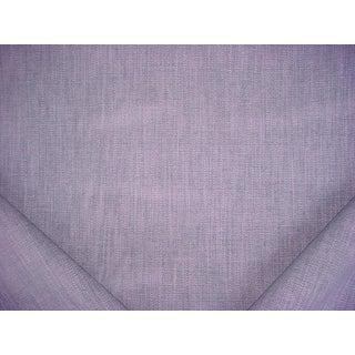 3-7/8y Zoffany Sanderson Zaud332311 Audley La Seine Chenille Upholstery Fabric For Sale