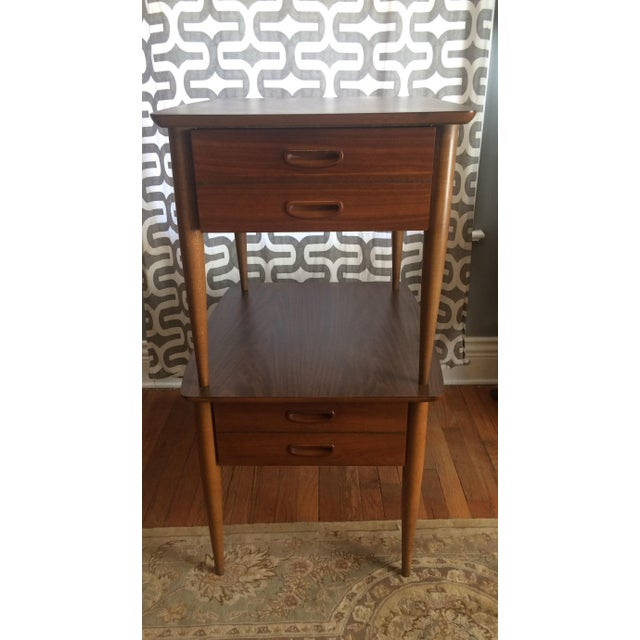 Mid-Century Lane End Tables - A Pair - Image 3 of 9