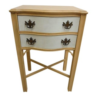 Antique Chippendale Nightstand For Sale