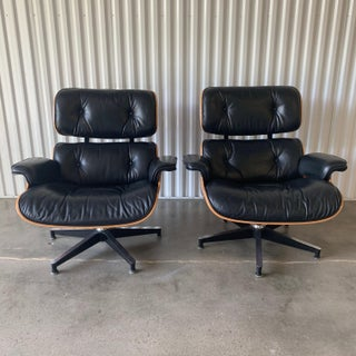 Eames for Herman Miller Lounge Chair and Ottoman Preview