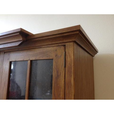 Solid Wood Entertainment Center - Image 4 of 7