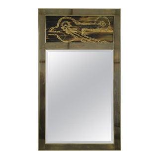 Bernhard Rohne Mirror for Mastercraft For Sale
