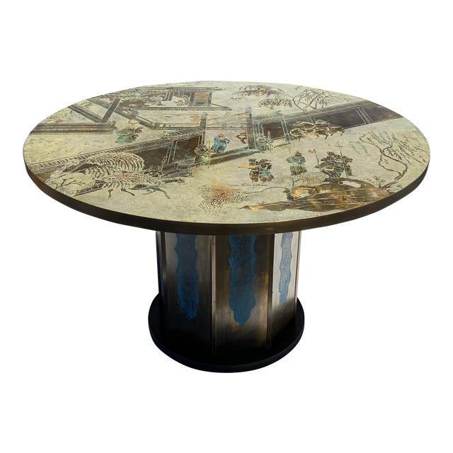 "LaVerne ""Chan"" Dining/Game Table For Sale"