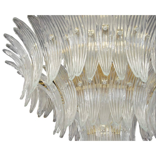 Not Yet Made - Made To Order Tropicale Palmette Chandelier by Fabio Ltd For Sale - Image 5 of 9