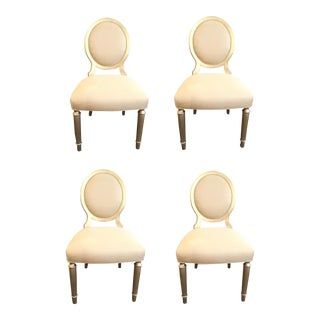 Caracole Modern May I Join You? Dining Chair Set of Four For Sale