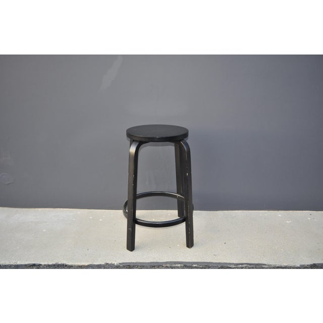2000 - 2009 Alvar Aalto for Artek Stools For Sale - Image 5 of 7